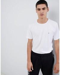 Calvin Klein T Shirt With White