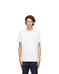 Hugo Two Pack White Logo T Shirts