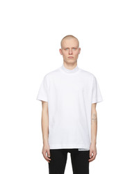 Givenchy White 4g T Shirt