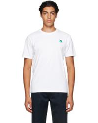 Wood Wood White Ace T Shirt