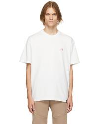 Nike White Acg Logo T Shirt