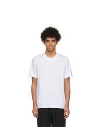 Jil Sander White Carryover T Shirt