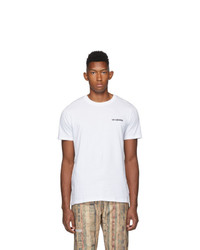 Han Kjobenhavn White Casual T Shirt