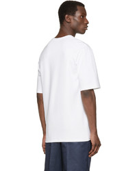 Acne Studios White Chelsea T Shirt