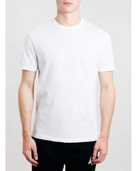 Topman White Classic Crew Neck T Shirt