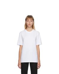 Maison Margiela White Classic T Shirt