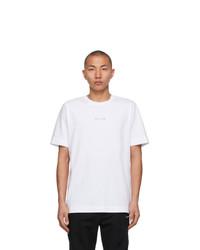 1017 Alyx 9Sm White Collection Name T Shirt