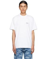 Vetements White Definition Fuck T Shirt