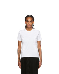 Burberry White Dovey T Shirt