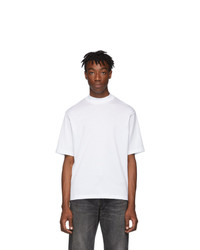 Acne Studios White Eagan T Shirt