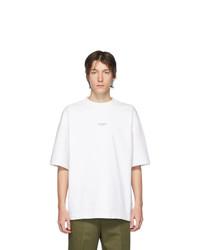 Acne Studios White Extorr T Shirt