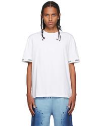 Axel Arigato White Feature T Shirt