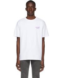 A.P.C. White Gimme Five Edition Vince T Shirt