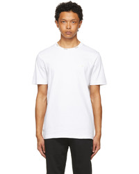 BOSS White Gold Logo T Shirt