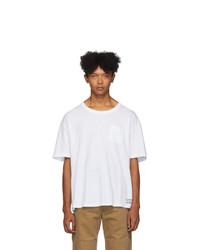 VISVIM White Jumbo T Shirt