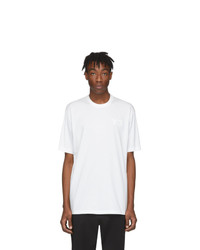 Y-3 White Logo T Shirt