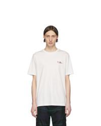 Paul Smith White Logo T Shirt
