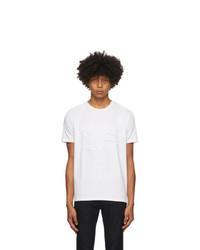 Etro White Logo T Shirt