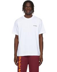 Vetements White Logo T Shirt