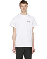 Noon Goons White Mad Society T Shirt