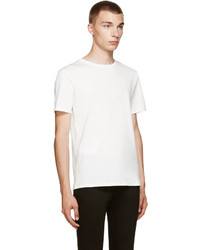 Acne Studios White Measure T Shirt
