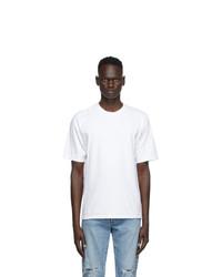 Moussy Vintage White Mvm Prestige T Shirt