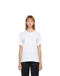 Acne Studios White Nash Patch T Shirt