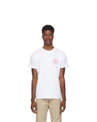 A.P.C. White Ollie T Shirt