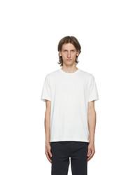 Paul Smith White Organic Cotton T Shirt