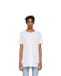 Ksubi White Sioux T Shirt