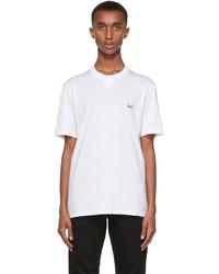 Ermenegildo Zegna White T Shirt