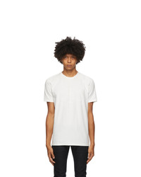 Etro White Terry Logo T Shirt