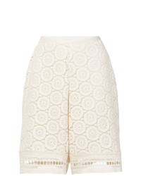 See by Chloe See By Chlo Crochet Shorts