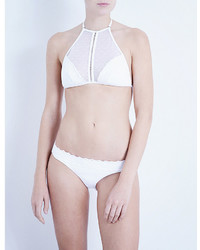 Zimmermann Zephyr Bonded Lace Bikini