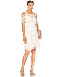 See by Chloe Crochet Dress