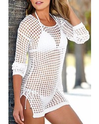 Adore Clothes More Crochet Cover Up