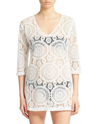 J Valdi Crochet Cover Up