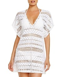 Milly Dolman Crochet Swim Cover Up
