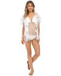 Seafolly Lace Works Kaftan Cover Up
