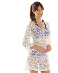 Porto Cruz Portocruz Crochet Cover Up