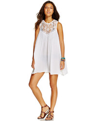 Raviya Sleeveless Crochet Cover Up