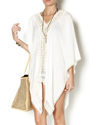 Surf Gypsy Crochet Beach Caftan
