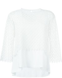 Chloé Crochet Sweater
