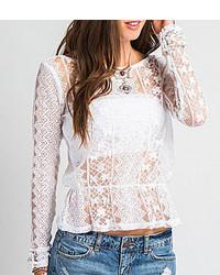 Neill Genie Crochet Top