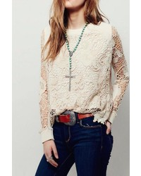 Free People Pretty Rad Pullover
