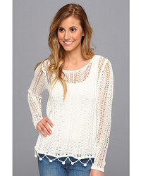 RVCA Home Again Crochet Sweater