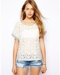 Only Crochet Front Top