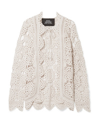 White Crochet Open Cardigans For Women Womens Fashion Lookasticcom