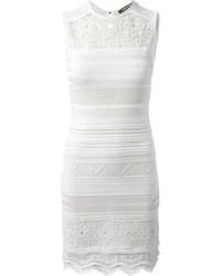 Roberto Cavalli Crochet Tank Dress