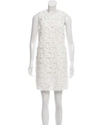 Crochet shift dress medium 6469451